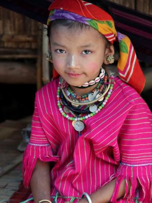 Young Karan Girl