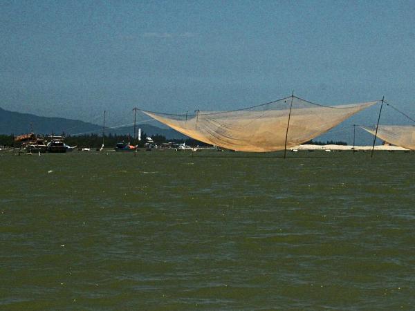 Fishing Nets Hoi An