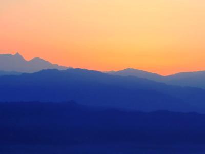 Himalaya Sunrise III