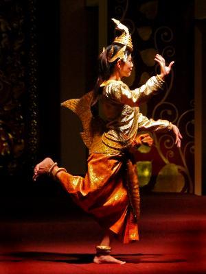 Aspara Dancer