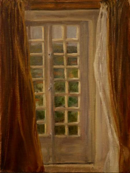 Window on the Mountain