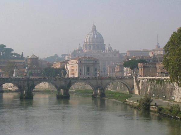 St Peter's Mist