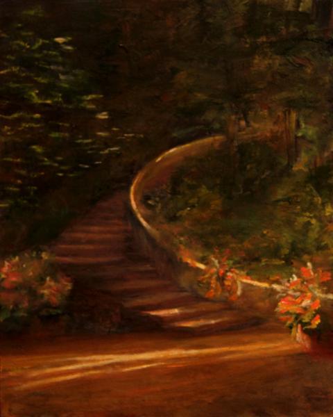 Villa Stairway