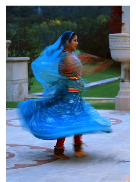 Whirling Dervish India