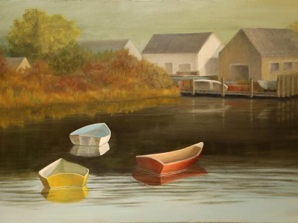 Quisset Harbor