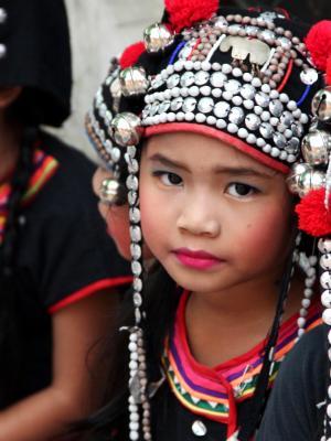 Young Aka Girl