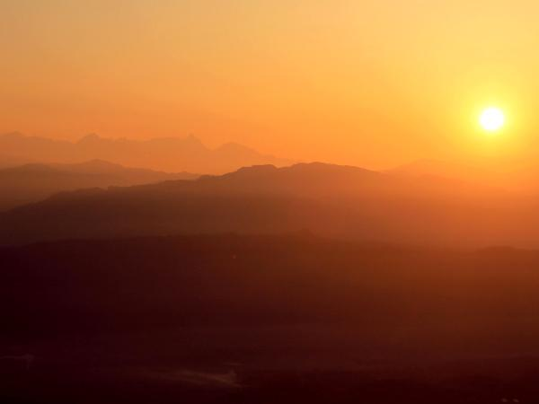 Himalaya Sunrise II