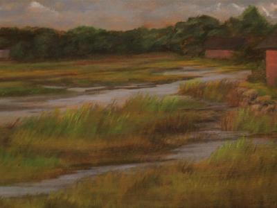 Salty Marsh