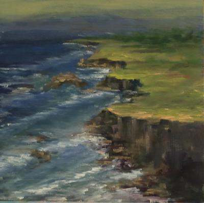Morning Cliffs