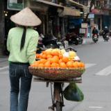 Orange Vendor