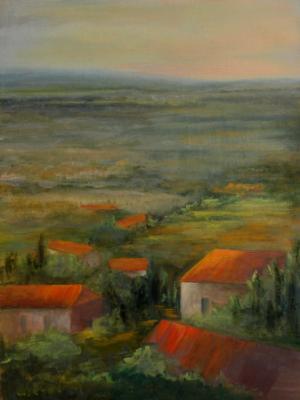 Village Below