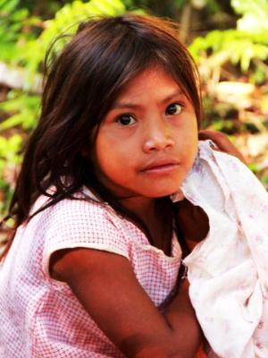 Guarani Child