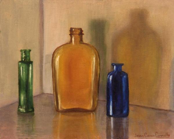 Apothocary Bottles