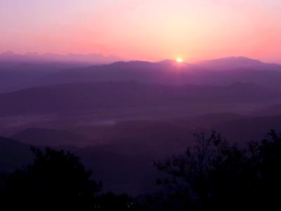 Himalya Sunrise I