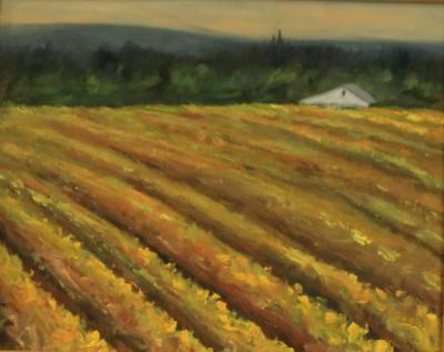 October Field