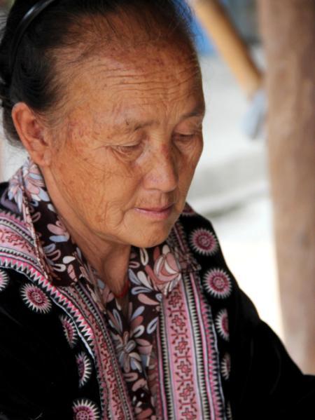 Hmong Elder
